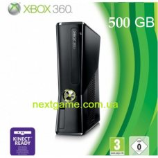 Xbox 360 Slim 500Gb FREEBOOT + LT+3.0 + 120 Игр