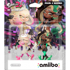 Набор Amiibo Splatoon Off the Hook