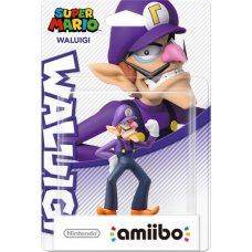 Amiibo Waluigi