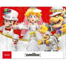 Набор Amiibo Super Mario Odyssey