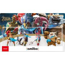 Набор Amiibo The Legend of Zelda