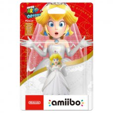 Amiibo Wedding Peach