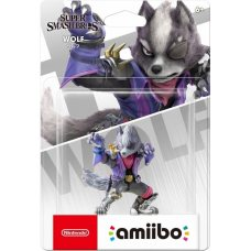 Amiibo Wolf