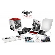 Batman Arkham City Collector's Edition (Xbox 360) RUS SUB