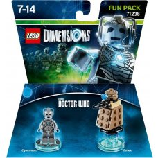 LEGO Dimensions: Doctor Who Cyberman Fun Pack