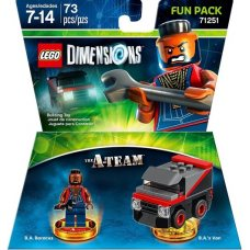LEGO Dimensions: A-Team Baracus Fun Pack
