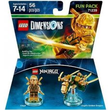 LEGO Dimensions: Ninjago Lloyd Fun Pack