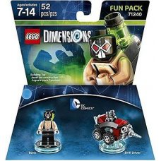 LEGO Dimensions: DC Comics Bane Fun Pack