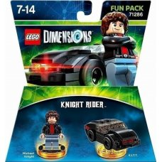 LEGO Dimensions: Knight Rider Michael Knight Fun Pack