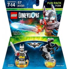 LEGO Dimensions: LEGO Batman Movie Excalibur Batman Fun Pack