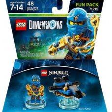 LEGO Dimensions: Ninjago Jay Fun Pack