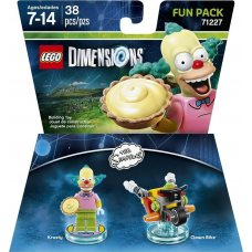LEGO Dimensions: Simpsons Krusty Fun Pack