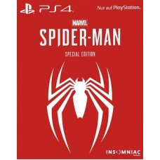 Marvel Spider-Man Special Edition (PS4) RUS