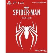 Marvel Spider-Man Special Edition (PS4) RUS