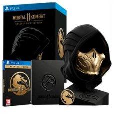 Mortal Kombat 11. Kollector's Edition (PS4) RUS