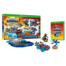 Skylanders SuperChargers Starter Pack (Xbox One)