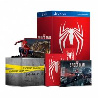Marvel Spider-Man Collector's Edition (PS4)