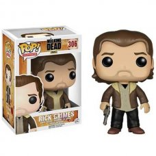 POP! Vinyl: The Walking Dead: Rick Grimes