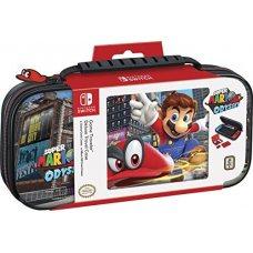 Deluxe Travel Case Big Ben Mario Odyssey Nintendo Switch