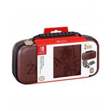Deluxe Travel Case Zelda Breath of the Wild (Brown) Nintendo Switch