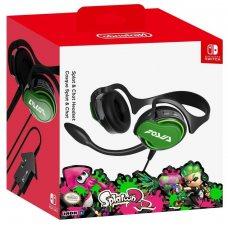 HORI Headset Splatoon 2 (Nintendo Switch)