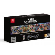 Super Smash Bros Ultimate Limited Edition (Switch)
