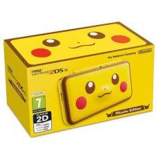 New Nintendo 2DS XL Pikachu Edition (PAL)