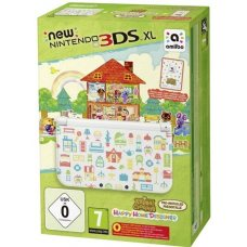 Nintendo New 3DS Animal Crossing