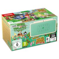 New Nintendo 2DS XL Animal Crossing Edition - Animal Crossing New Leaf: Welcome amiibo