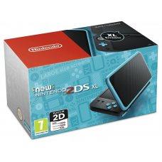 New Nintendo 2DS XL Blue-Black (PAL)