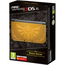 Nintendo New 3DS XL Hyrule Edition