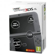 Nintendo New 3DS XL Metallic Black