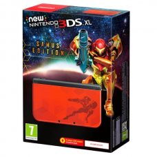 Nintendo New 3DS XL Samus Edition