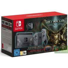 Nintendo Switch Diablo III Limited Edition + Diablo III Eternal Collection + Защитный чехол