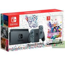 Nintendo Switch Grey + Just Dance 2019