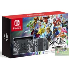 Nintendo Switch Limited Edition Super Smash Bros. Ultimate