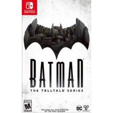 Batman: The Telltale Series (Nintendo Switch) RUS SUB