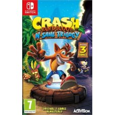 Crash Bandicoot: The N Sane Trilogy (Switch)