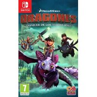 Dragons: Dawn of New Riders (Switch) ENG