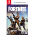 Nintendo Switch Red/Blue + Fortnite