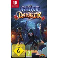 Grave Danger (Switch) ENG