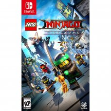 Lego Ninjago Movie Video Game (Nintendo Switch) RUS SUB