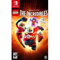 LEGO The Incredibles (Switch) RUS SUB