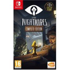 Little Nightmares (Switch) RUS