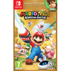 Mario and Rabbids Kingdom Battle Gold Edition (Switch) RUS