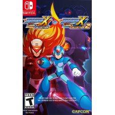 Mega Man X Legacy Collection (Switch)