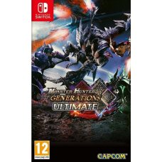 Monster Hunter Generations Ultimate (Switch) ENG