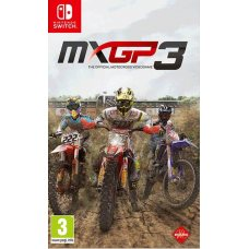 MXGP3: The Official Motocross Videogame (Switch)