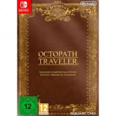 Octopath Traveler: Traveler's Compendium Edition (Switch)