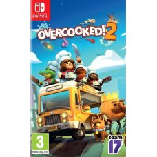 Overcooked 2 (Switch) ENG